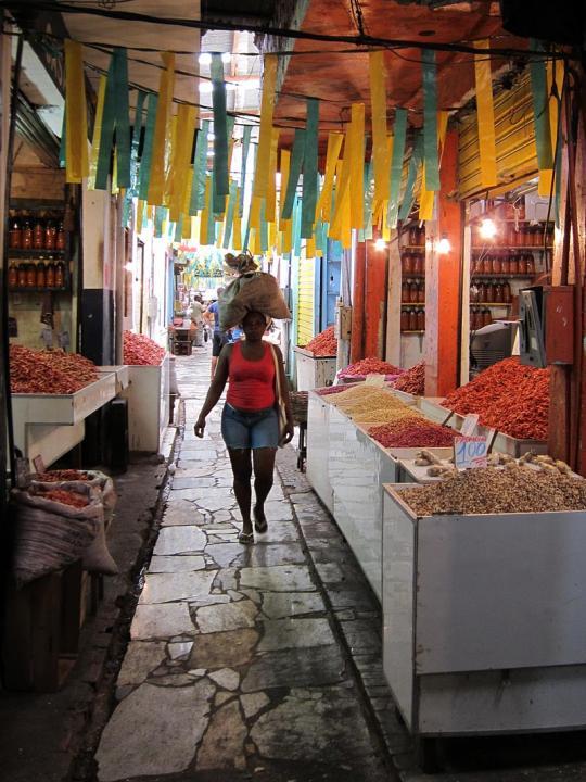 Feira de São Joaquim, Salvador, Bahia