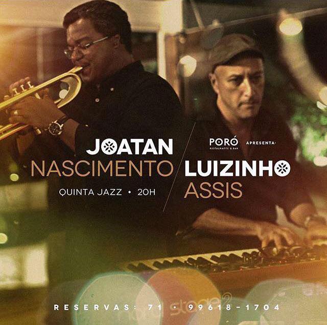 Jazz on Thursdays at Poró in Salvador