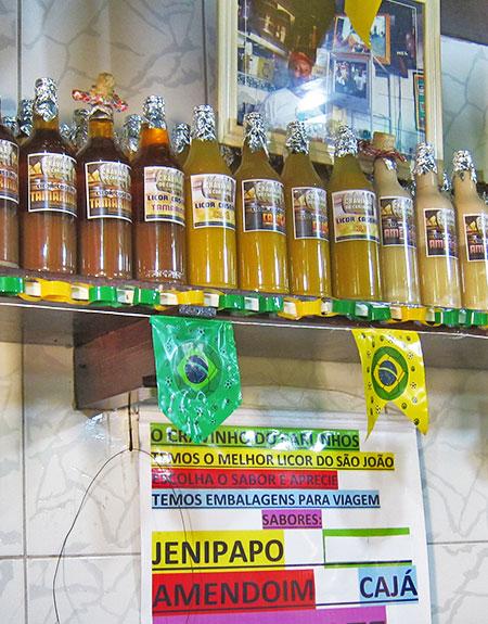 Licores, Pelourinho, Salvador, Bahia