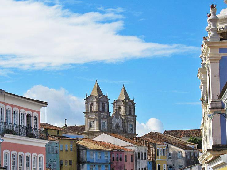 Igreja do Passo in Salvador, Bahia