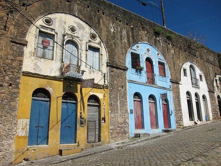 Ladeira da Conceição in Salvador, Bahia