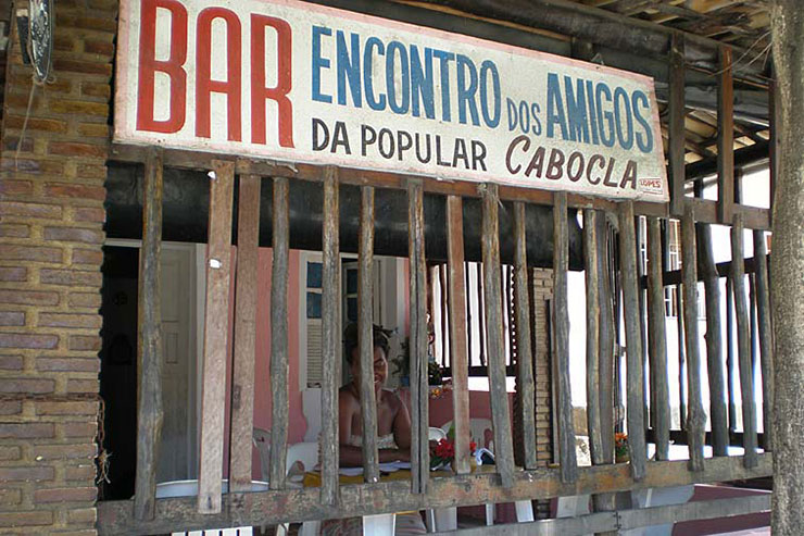 Popular Cabocla in Salvador, Bahia