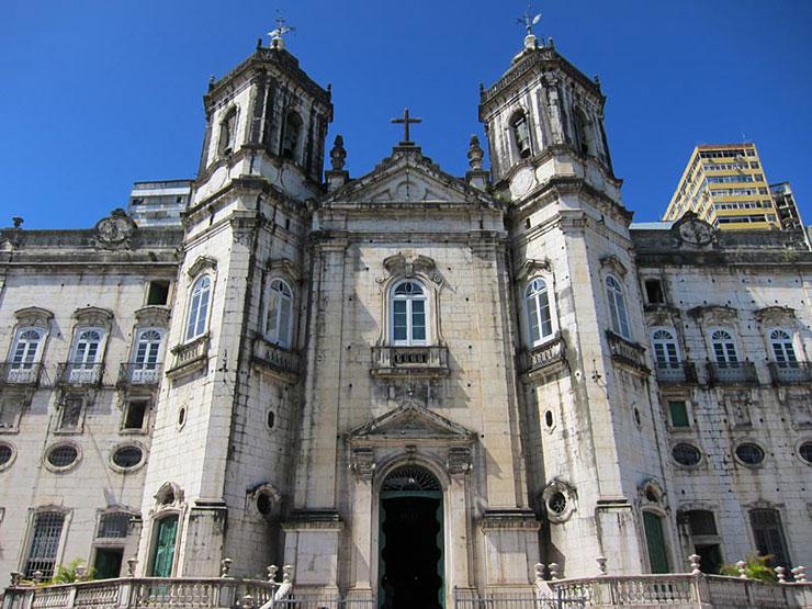 Nossa Senhora da Conceição da Praia in Salvador, Bahia