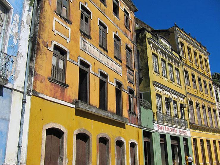 Rua Manoel Vitorino in Salvador, Bahia