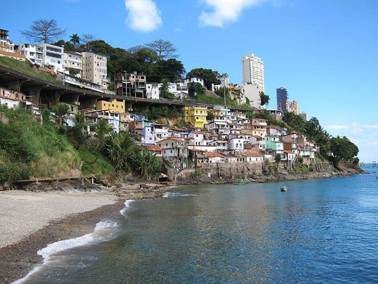 Neighborhood Solar do Unhão in Salvador, Bahia