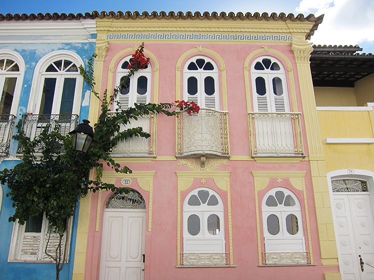 House in Santo Antônio, Salvador, Bahia