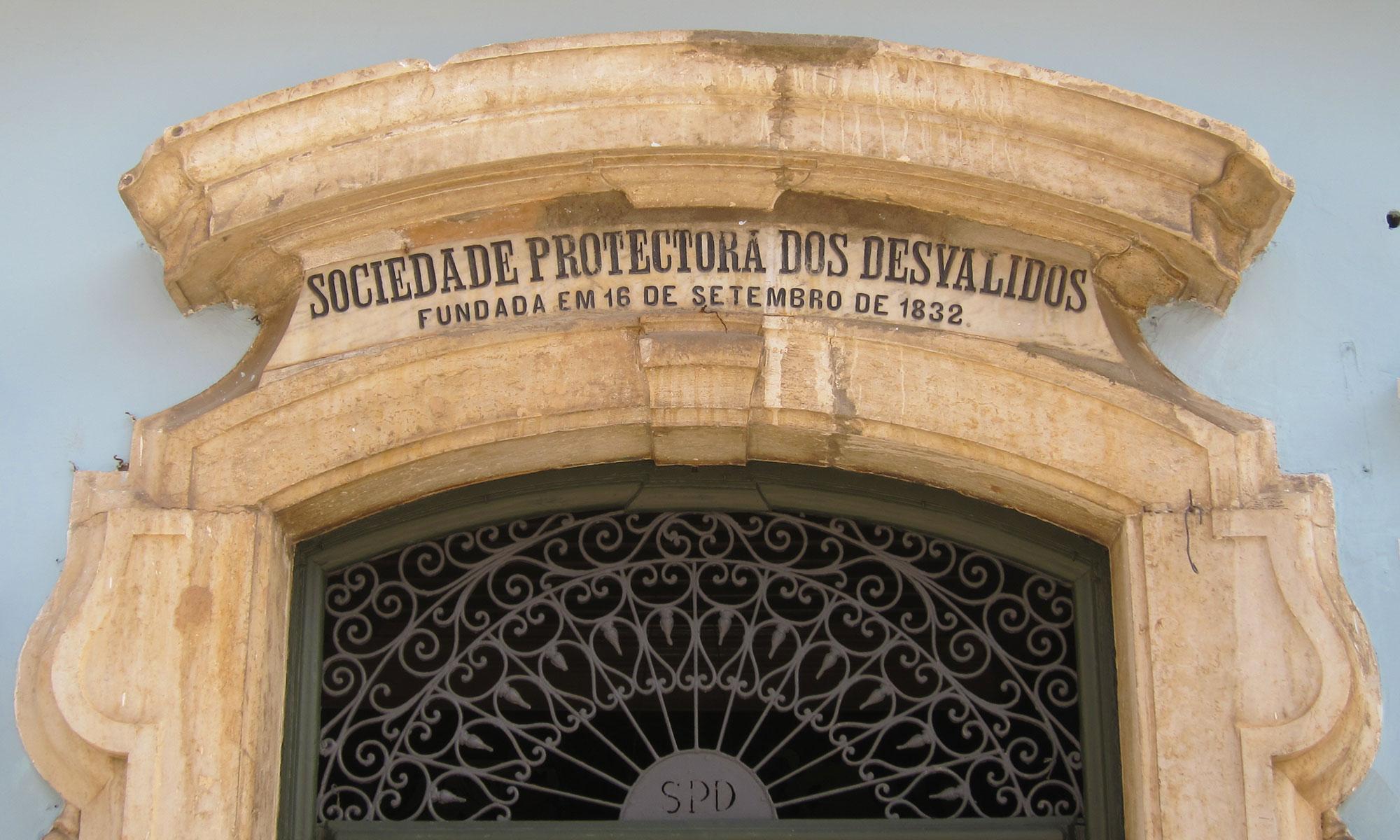 Sociedade Protectora in Salvador, Bahia