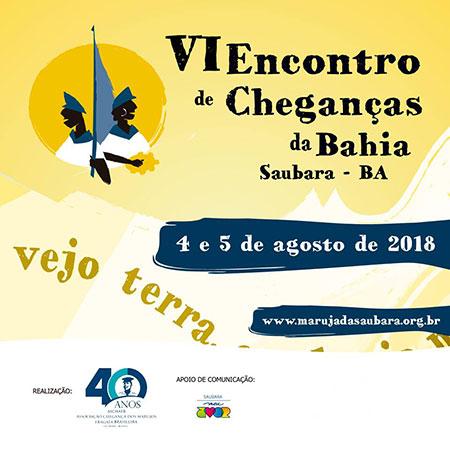 Cheganças da Bahia in Saubara