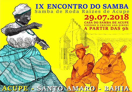 Samba in Acupe, Bahia