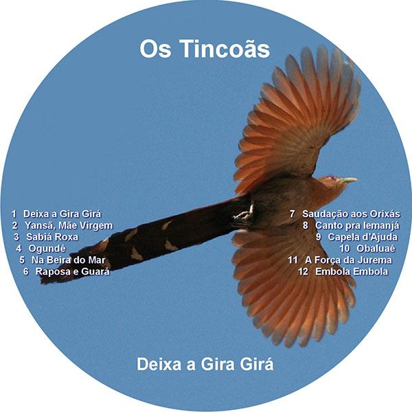 Os Tincoãs, Cachoeira, Bahia, Brazil