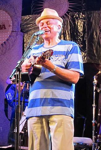 Paulinho da Viola in Salvador