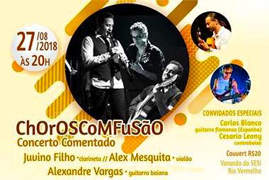 Choro, Rio Vermelho, Salvador, Bahia, Brazil