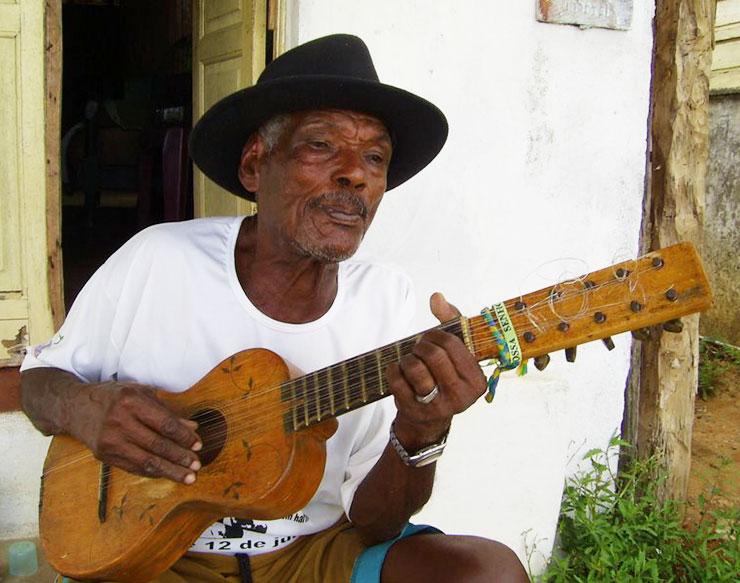 Zé de Lelinha, São Francisco do Conde, Bahia