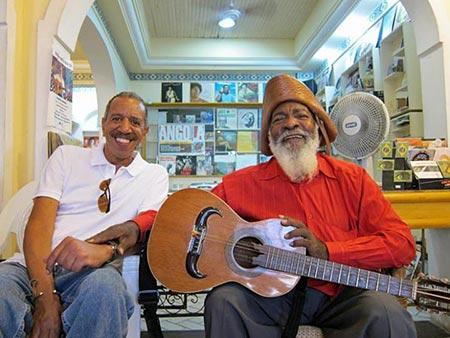Ken & Bule Bule, Cana Brava Records, Salvador, Bahia