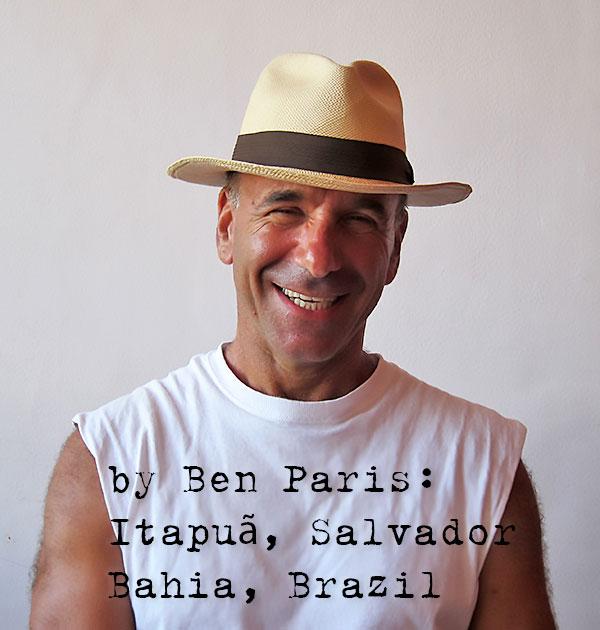 by Ben Paris, Itapuã, Salvador, Bahia, Brazil