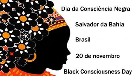 Dia de Consciência Negra, Salvador, Bahia