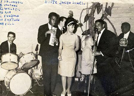 Dom Salvador & Band