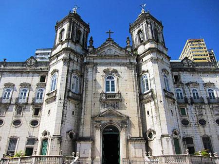 Igreja de Nossa Senhora da Conceição da Praia in Salvador, Bahia