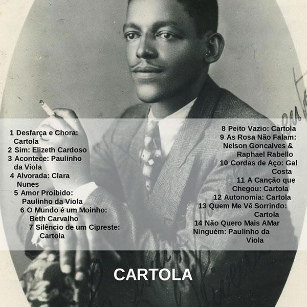 Cartola, sambas of Brazil
