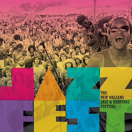 New Orleans Jazz Fest Recording