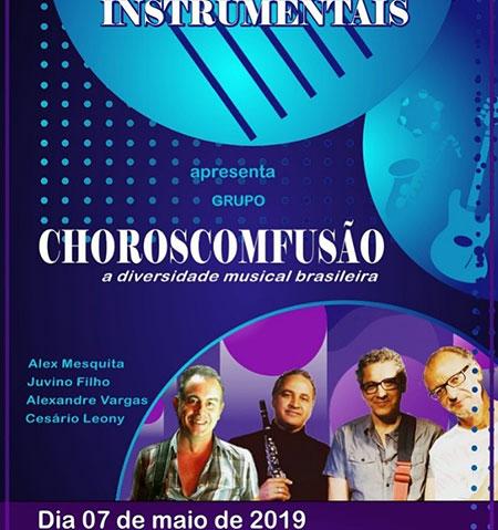 Chorocomfusão in Salvador, Bahia