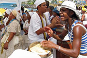 Festivals in Salvador and Bahia