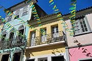Neighborhoods 2 of Salvador, Bahia