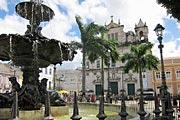 Pelourinho, Salvador's Centro Histórico