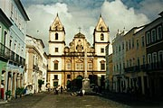 Intriguing Sites of Salvador