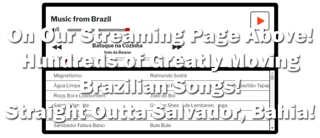 Salvador Bahia Music
